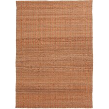 Andes Red Solid Rug