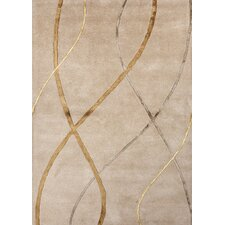 Traverse Gold Tone-On-Tone Gradation Rug