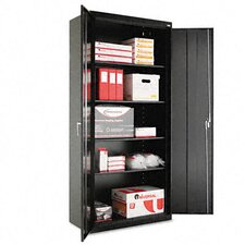 "78"" Assembled High Storage Cabinet"