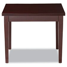 Verona Series 24w x 24d x 20h Tables in Mahogany