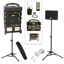 Titan 800L Wireless Portable PA Bundle