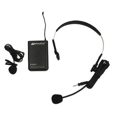 Lapel Headset Microphone