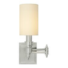Drake Swing Arm Wall Lamp