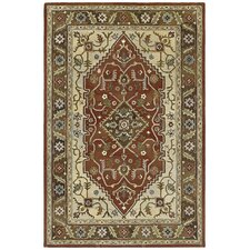 Picks Montgomery Tobacco Rug