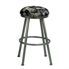 "Somerset  34"" Extra Tall Backless Barstool"