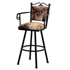 "Sonoma 30"" Arm Counter Stool"
