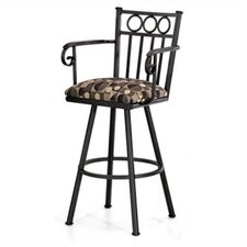"Wilmington 34"" Extra Tall Barstool w/ Arms"