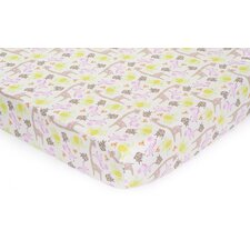 Jungle Jill Fitted Sheet