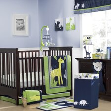 Safari Sky Crib Bedding Collection