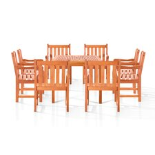 Benji 9 Piece Dining Set