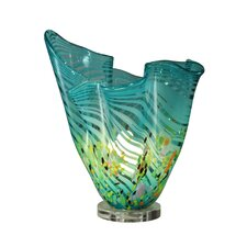 Coral Wave Favrile 1 Light Table Lamp