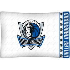 NBA Micro Fiber Pillow Case Logo
