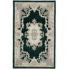 New Aubusson Emerald Rug