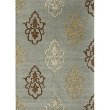 Allure Blue Glory Rug