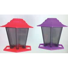 Assorted Large Plastic Lantern Feeder