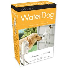 Water Dog Automatic Outdoor Drinking Fountain