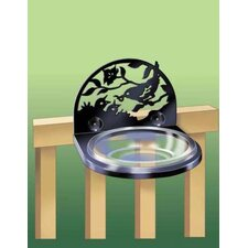 Wall Mount Songbird Feeder