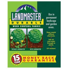 Weedblock Landmaster Durable Weed Control Fabric