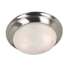 Dickens 2 Light Flush Mount