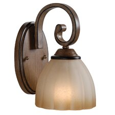 Terrain 1 Light Wall Sconce
