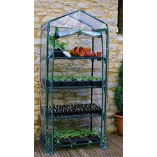 Rainbow 4 Tier Growing Rack Greenhouse
