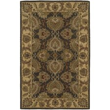 India House Brown Rug