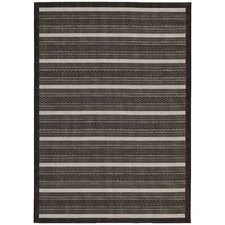 Eclipse Black Rug