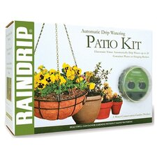 Auto Drip Water Patio Kit