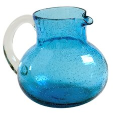 Iris Pitcher in Turquoise