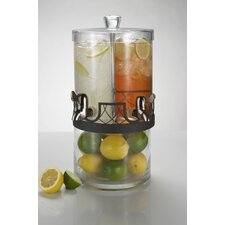 Twice As Nice Dual Beverage Server