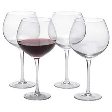 Sommelier Wine Balloon Glass (Set of 4)