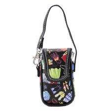Wardrobe Cell Phone Holder Bag