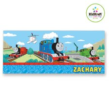 Thomas and Friends Canvas
