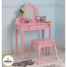 Medium Diva Table and Stool