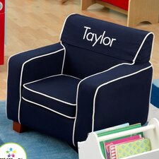 Personalized Laguna Chair with Slip Cover