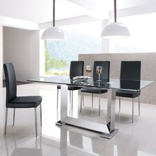 Posto 5 Piece Dining Set