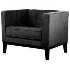 Urbanity Roxbury Tufted Chair