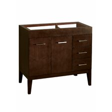 "Contempo 36"" Venus Bathroom Vanity Base"