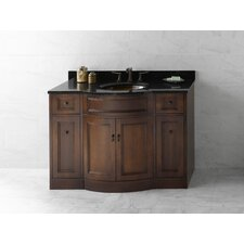 "Marcello 48"" Wood Vanity Set"
