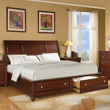 Olmsted Storage Panel Bed