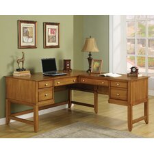Gordon L-Shaped Desk