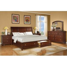 Olmsted Sleigh Bedroom Collection