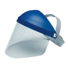 "AO Tuffmaster® Faceshields - wp96 9""x14-1/2""x0.060 face shield clear polyc"