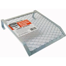 2 Gallon Galvanized Bucket Screen Grid PT03112