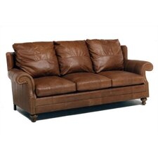 Cartwright Leather Sleeper Sofa