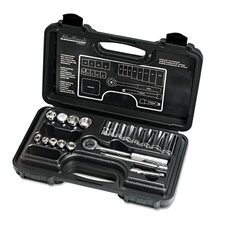 Mechanic's 20-Piece SAE Tool Kit