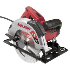 "14 Amp 7.25"" Blade Diameter Skilsaw Circular Saw with Laser"