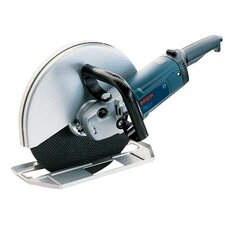 "15 Amp 12"" Portable Cut-Off Machine Saw with Two-Position Wraparound Side Handle"