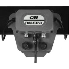 CM RailStar™ Motor Driven Trolleys - 1/8-2t railstar motor driven trolley