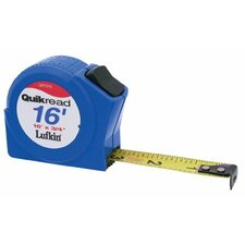 "Quickread Power Return Tapes - 3/4""x 16' quickread tapemeasure"